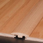 "Bruce Waltham Plank Oak: T-mold Natural - 78"" Long"