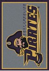 Milliken College Team Spirit (NCAA) East Carolina 79803 Spirit Rectangle (4000019277) 5'4
