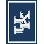 "Milliken College Team Spirit (NCAA) Kentucky 74375 Spirit Rectangle (4000019346) 7'8"" x 10'9"" Area Rug"