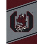 "Milliken College Team Spirit (NCAA) South Carolina 74364 Spirit Rectangle (4000019341) 7'8"" x 10'9"" Area Rug"