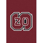 "Milliken College Team Spirit (NCAA-SPT) North Carolina State 55673 Spirit Rectangle (4000054580) 2'8"" x 3'10"" Area Rug"