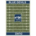 Milliken College Home Field (NCAA) Duke 01512 Home Field Rectangle (4000018602) 5