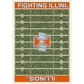 Milliken College Home Field (NCAA) Illinois 01113 Home Field Rectangle (4000018553) 5