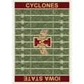 Milliken College Home Field (NCAA) Iowa State 01111 Home Field Rectangle (4000018552) 5