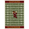 Milliken College Home Field (NCAA) Minnesota 01185 Home Field Rectangle (4000018565) 5