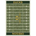 Milliken College Home Field (NCAA) Oregon 01292 Home Field Rectangle (4000018575) 5