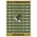 Milliken College Home Field (NCAA) Purdue 01345 Home Field Rectangle (4000018579) 5