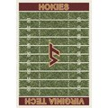 Milliken College Home Field (NCAA) Virginia Tech 01460 Home Field Rectangle (4000018593) 5