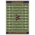 Milliken College Home Field (NCAA) Washington 01464 Home Field Rectangle (4000018595) 5