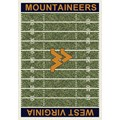 Milliken College Home Field (NCAA) West Virginia 01470 Home Field Rectangle (4000018597) 5