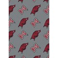 Milliken College Repeating (NCAA) Arkansas 01020 Repeat Rectangle (4000018753) 3