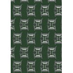 "Milliken College Repeating (NCAA-RPT) Hawaii 01105 Repeat Rectangle (4000096203) 7'8"" x 10'9"" Area Rug"