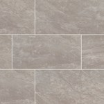 "MS International Pietra: Pearl 12"" x 24"" Porcelain Tile NPIEPEARL1224P"