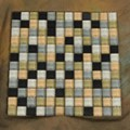 "Glass Tile & Stone Pure Color Series Mosaic 12"" x 12"" : AL8004"