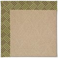 Capel Rugs Creative Concepts Cane Wicker - Dream Weaver Marsh (211) Octagon 4