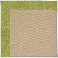 Capel Rugs Creative Concepts Cane Wicker - Tampico Palm (226) Octagon 8