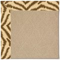 Capel Rugs Creative Concepts Cane Wicker - Couture King Chestnut (756) Rectangle 3