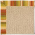 Capel Rugs Creative Concepts Cane Wicker - Kalani Samba (224) Rectangle 6
