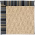 Capel Rugs Creative Concepts Cane Wicker - Vera Cruz Ocean (445) Rectangle 8