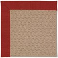 Capel Rugs Creative Concepts Grassy Mountain - Canvas Cherry (537) Octagon 4
