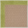 Capel Rugs Creative Concepts Grassy Mountain - Tampico Palm (226) Octagon 6