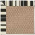 Capel Rugs Creative Concepts Grassy Mountain - Down The Lane Ebony (370) Octagon 6