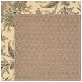 Capel Rugs Creative Concepts Grassy Mountain - Cayo Vista Graphic (315) Octagon 8