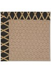 Capel Rugs Creative Concepts Grassy Mountain - Bamboo Coal (356) Octagon 8' x 8' Area Rug