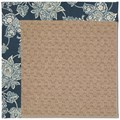 Capel Rugs Creative Concepts Grassy Mountain - Bandana Indigo (465) Octagon 10