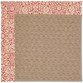Capel Rugs Creative Concepts Grassy Mountain - Imogen Cherry (520) Octagon 10