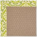 Capel Rugs Creative Concepts Grassy Mountain - Shoreham Kiwi (220) Octagon 12