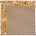 Capel Rugs Creative Concepts Grassy Mountain - Tuscan Vine Adobe (830) Octagon 12