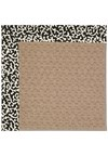 Capel Rugs Creative Concepts Grassy Mountain - Coral Cascade Ebony (385) Rectangle 4' x 6' Area Rug