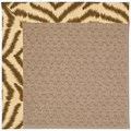 Capel Rugs Creative Concepts Grassy Mountain - Couture King Chestnut (756) Rectangle 4