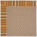 Capel Rugs Creative Concepts Grassy Mountain - Vera Cruz Samba (735) Rectangle 7