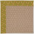 Capel Rugs Creative Concepts Grassy Mountain - Bamboo Tea Leaf (236) Rectangle 8