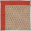 Capel Rugs Creative Concepts Grassy Mountain - Vierra Cherry (560) Rectangle 9