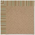 Capel Rugs Creative Concepts Raffia - Dorsett Autumn (714) Octagon 4