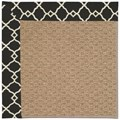Capel Rugs Creative Concepts Raffia - Arden Black (346) Runner 2