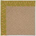 Capel Rugs Creative Concepts Raffia - Bamboo Tea Leaf (236) Rectangle 3