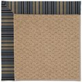 Capel Rugs Creative Concepts Raffia - Vera Cruz Ocean (445) Rectangle 3