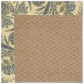 Capel Rugs Creative Concepts Raffia - Cayo Vista Ocean (425) Rectangle 5