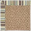 Capel Rugs Creative Concepts Raffia - Brannon Whisper (422) Rectangle 6