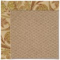 Capel Rugs Creative Concepts Raffia - Cayo Vista Sand (710) Rectangle 6