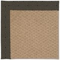 Capel Rugs Creative Concepts Raffia - Fortune Lava (394) Rectangle 8