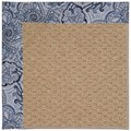 Capel Rugs Creative Concepts Raffia - Paddock Shawl Indigo (475) Rectangle 9