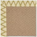 Capel Rugs Creative Concepts Raffia - Bamboo Rattan (706) Rectangle 12