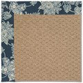 Capel Rugs Creative Concepts Raffia - Bandana Indigo (465) Rectangle 12