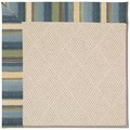Capel Rugs Creative Concepts White Wicker - Kalani Ocean (417) Runner 2
