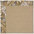 Capel Rugs Creative Concepts Sisal - Bahamian Breeze Ocean (420) Octagon 10